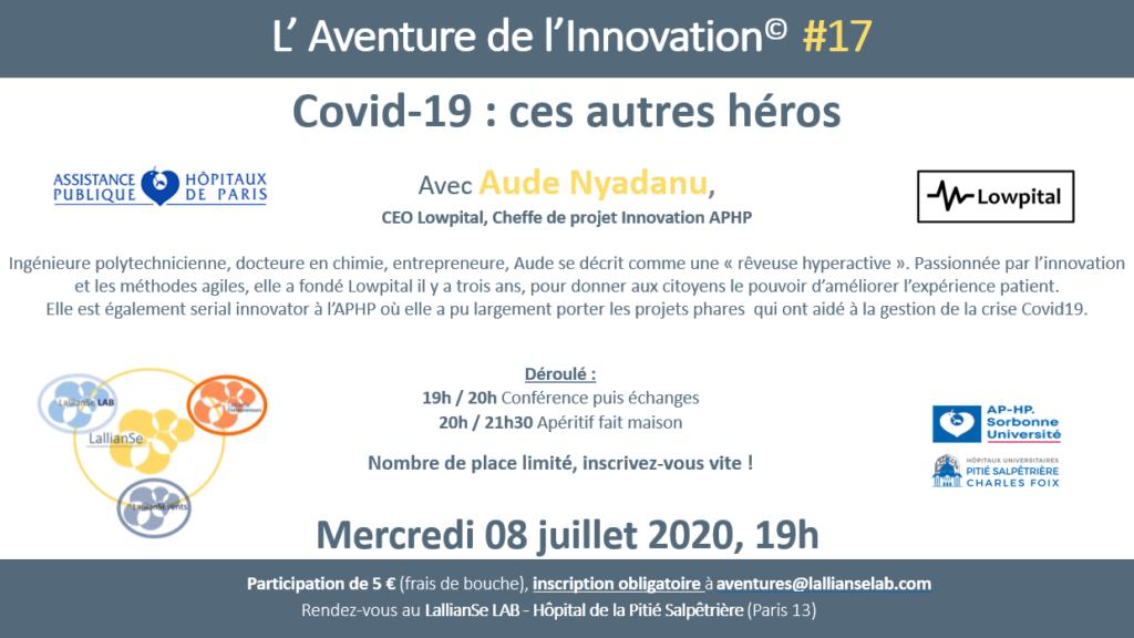 Aventure de l'Innovation #17