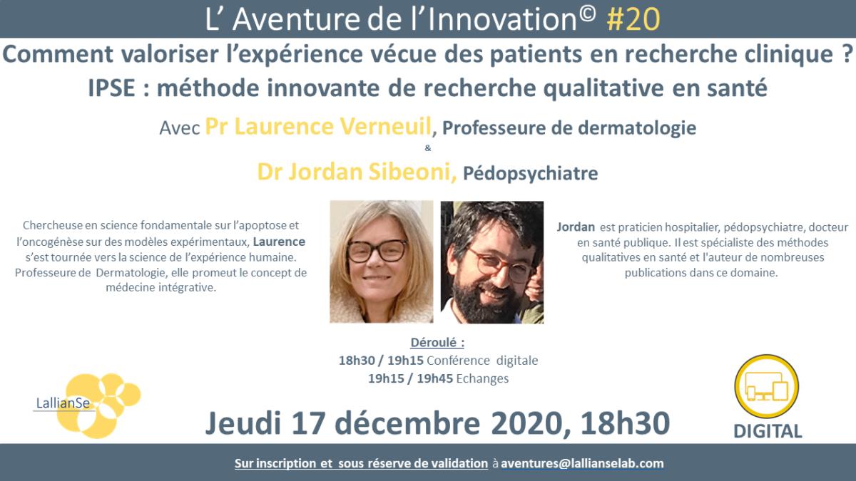 Aventure de l'Innovation #20