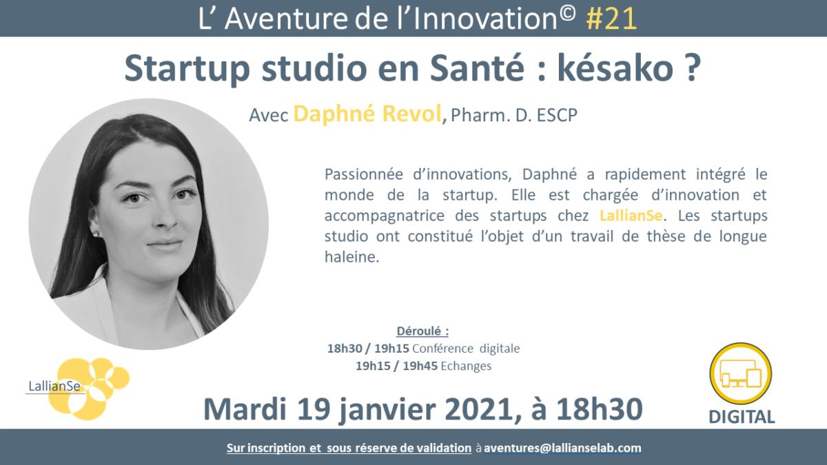 Aventure de l'Innovation #21