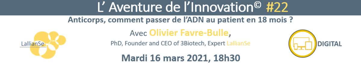 Aventure de l'Innovation #22